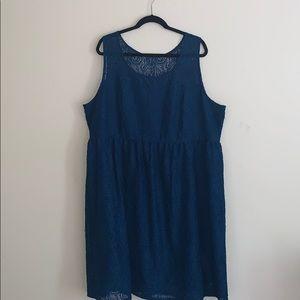 Lane Bryant Lace Dress